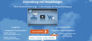 Reclay: Günstigste Verpackungslizenz?