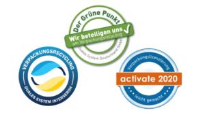 Verpackungsgesetz: Achtung vor Verwendung von Online-Siegeln